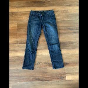 Cute LC Lauren Conrad Crop Jeans!